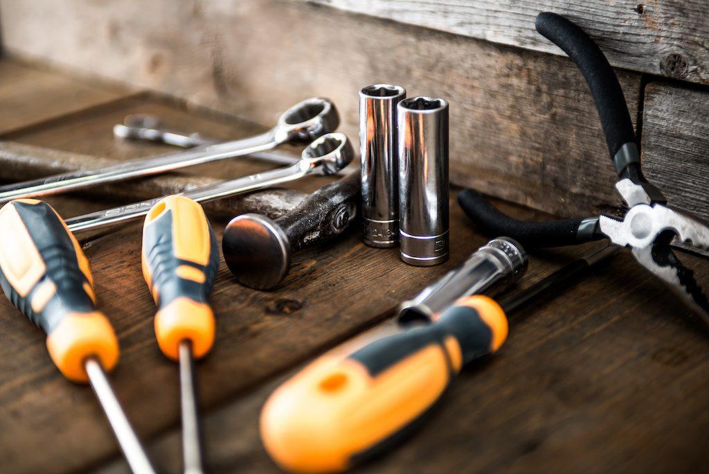DIY用の道具